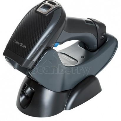 Фото Беспроводной сканер штрих-кода Datalogic PowerScan Retail PBT9500-RT PBT9500-BK-RTK10