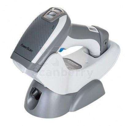 Фото Беспроводной сканер штрих-кода Datalogic PowerScan Retail PBT9500-RT PBT9500-WH-RTK20