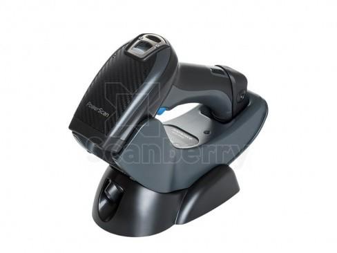 Фото Беспроводной сканер штрих-кода Datalogic PowerScan Retail PM9500-RT PM9500-BK433-RTK10