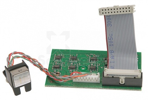 Модуль, DUALi Single Wire Contact/Contactless Encoder, ISO 7816, ISO 14443, Mifare, Desfire & Felica for DUPLEX (503515-001)