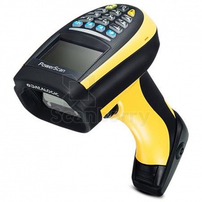 Фото Беспроводной сканер штрих-кода Datalogic PowerScan PM9100 PM9100-DK910RB